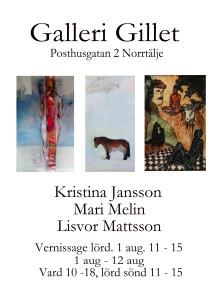 utställning 1 augusti
